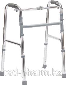 Ходунки на 4-х ножках 2 в 1 (шагающие/переставные)