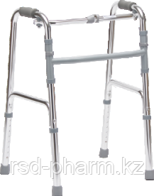 Ходунки на 4-х ножках 2 в 1 (шагающие/переставные), фото 2