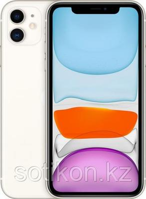 Смартфон Apple iPhone 11 64 GB White, фото 2