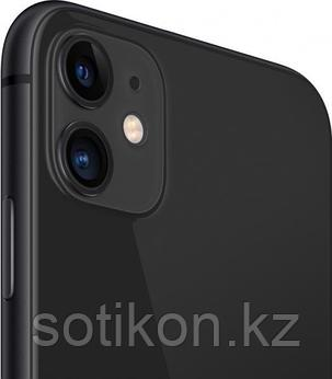 Смартфон Apple iPhone 11 64 GB Black, фото 2