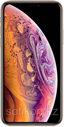 Смартфон Apple iPhone Xs  Max256 GB  Gold-1sim, фото 2