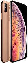 Смартфон Apple iPhone Xs  Max256 GB  Gold-1sim, фото 3