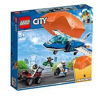 LEGO City Воздушная полиция: Арест парашютиста