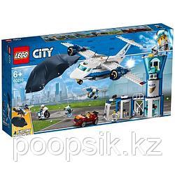 LEGO City Воздушная полиция: Авиабаза