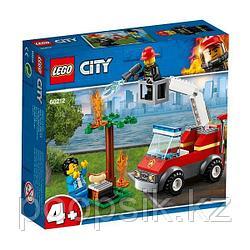 LEGO City Пожарные: Пожар на пикнике