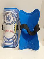 Футбольные щитки Chelsea (Цвет Синий)