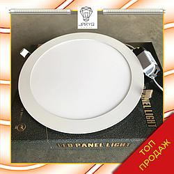 Круглый встраиваемый LED светильник PLATO 20 W