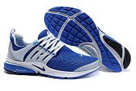 Летние кроссовки Nike Air Max Summer 2015 бело-синие