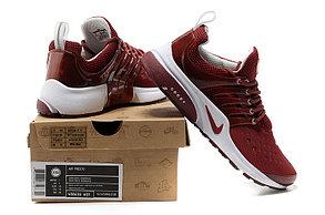 Летние кроссовки Nike Air Presto Summer 2015 бордовые, фото 3
