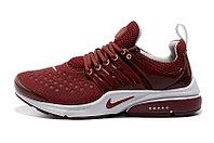Летние кроссовки Nike Air Presto Summer 2015 бордовые