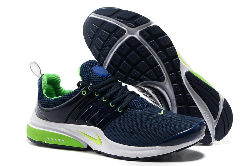 Летние кроссовки Nike Air Presto Summer 2015 синие