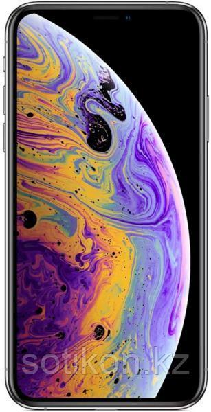 Смартфон Apple iPhone Xs Max 64 GB  Silver -1sim