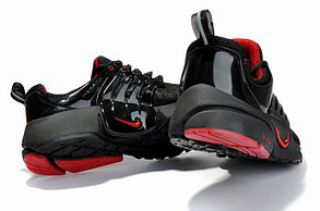 Летние кроссовки Nike Air Presto Summer 2015 черно-красные, фото 2