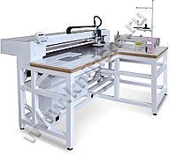 Швейный автомат программируемой строчки для пришивания молнии по заданному контуру ASM-0302-D3 AURORA