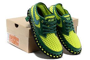 Летние кроссовки ( сандали ) Nike ACG Long сетка , зеленые, фото 2