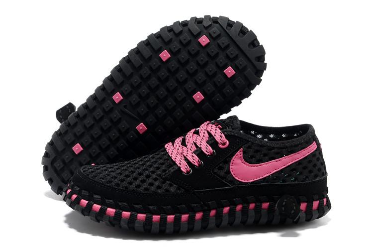 Летние кроссовки ( сандали ) Nike ACG Long сетка , черные
