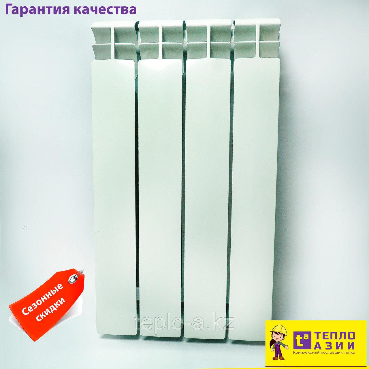 Радиатор биметаллический  UNO CENTO 500/100