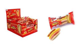 Gummy Хот дог HOT DOG 9гр (60шт-упак)