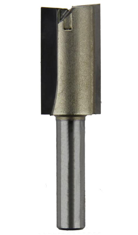 Фреза прямая пазовая Глобус D=14,l=50,d=8mm арт.1003 D14х50
