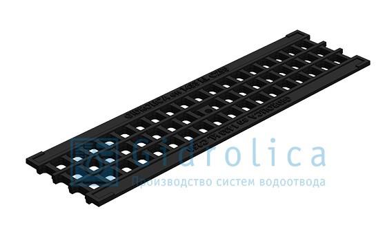 Решетка водоприемная РВ -10.13,6.50 ячеистая чугунная ВЧ, кл.С