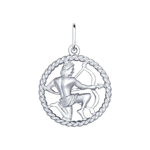 Серебряная подвеска SOKOLOV (94031861)
