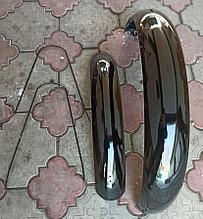Крылья на Фэт байк ( Fat bike), металлические, полноразмерные на 26''