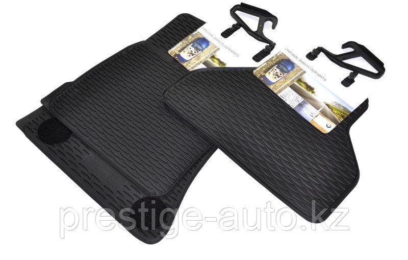 Ковры резиновые оригинал BMWGroup X5, X6