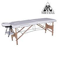 Массажный стол DFC NIRVANA Optima (Cream), фото 1