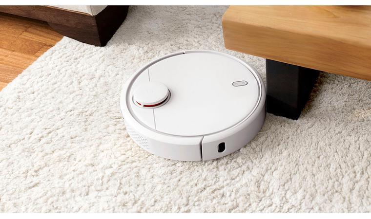 Робот-пылесос Xiaomi Mi Robot Vacuum SDJQR01RR НОВИНКА 2020