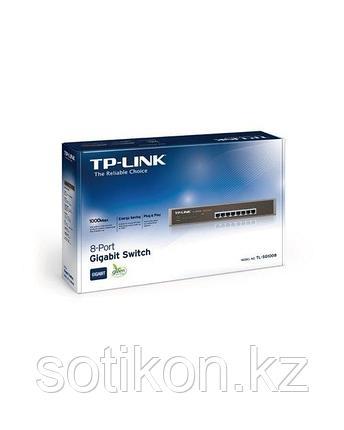 TP-Link TL-SG1008, фото 2