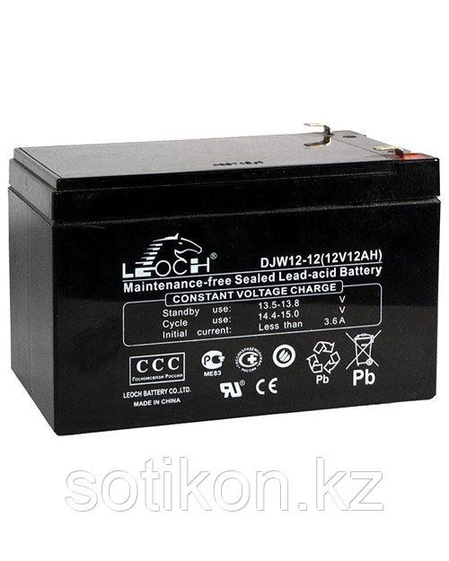 VOLTA Leoch battery 12V/12Ah