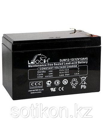VOLTA Leoch battery 12V/12Ah, фото 2