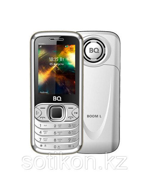 BQ BQ-2427 BOOM L Серебряный