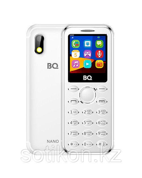 BQ BQ-1411 Nano Серебряный