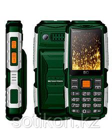 BQ BQ-2430 Зелёный+Серебро