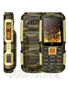 BQ BQ-2430 Чёрный+Золотой