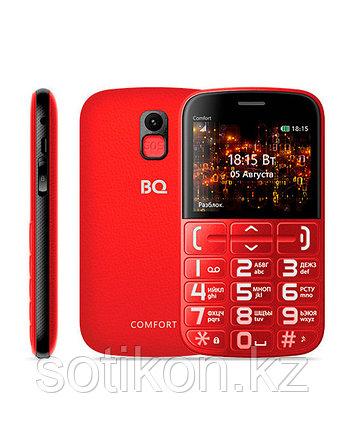 BQ BQM-2441  Красный+Черный, фото 2