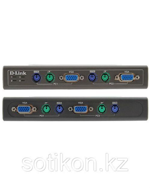 D-Link DKVM-4K/B2A