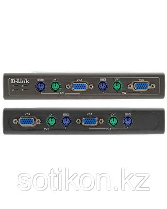 D-Link DKVM-4K/B2A, фото 2