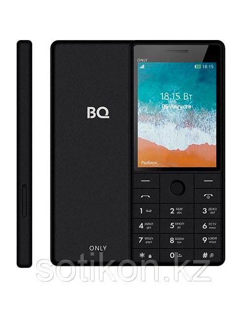 BQ BQ-2815 Only Чёрный