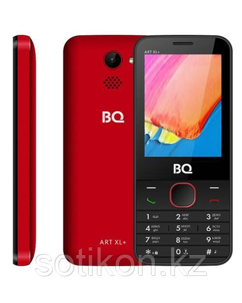 BQ BQ-2818 ART XL+ Красный