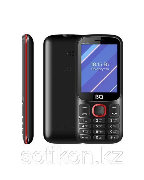 BQ BQ-2820 Step black +red
