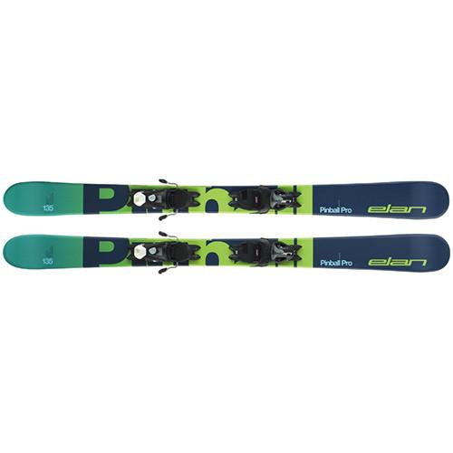Elan  лыжи горные Pinball PRO QS el7.5 shift white