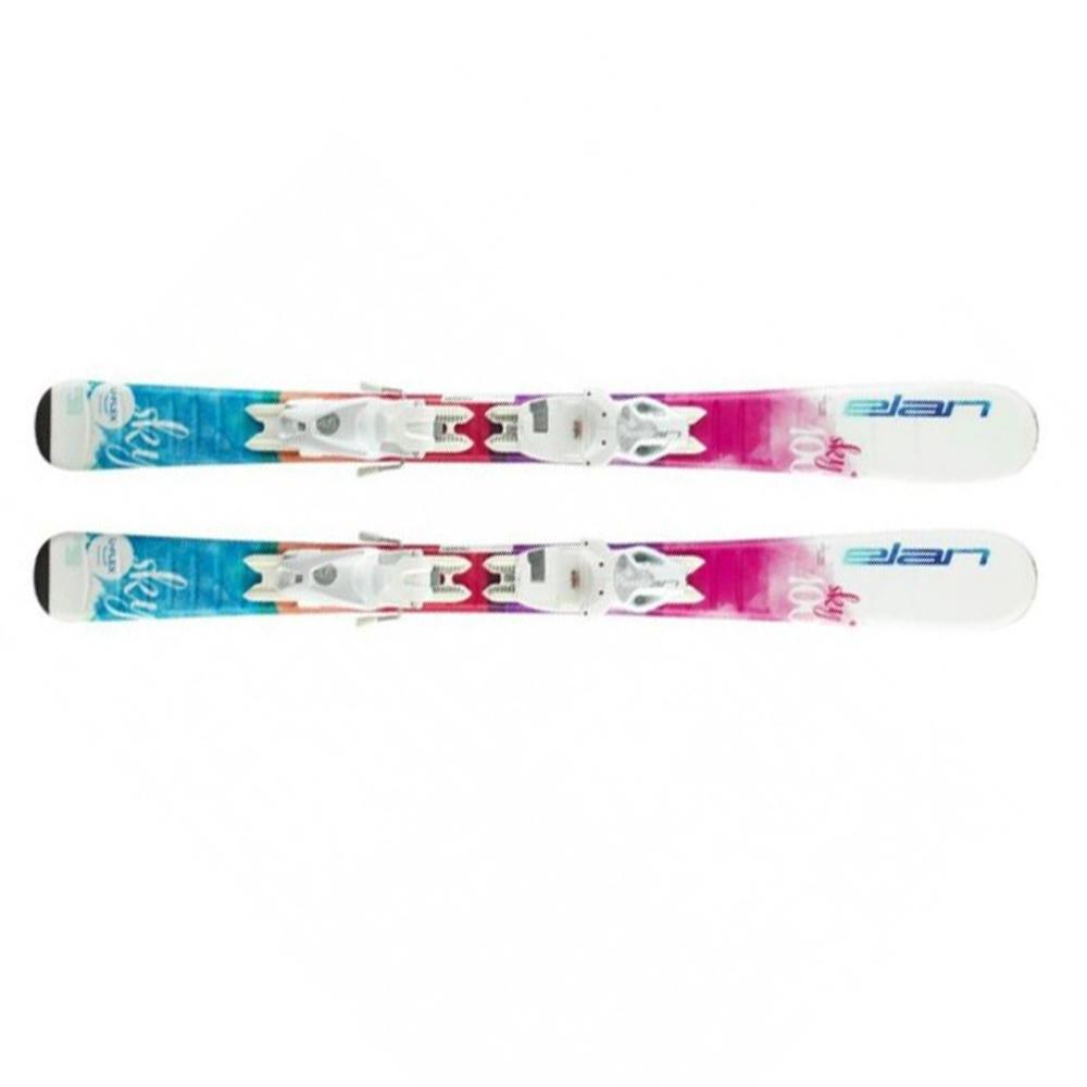 Elan  лыжи горные Sky QS el4.5/7.5 shift solid-white