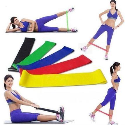 Набор резинок для фитнеса SUNLIN [5 шт.], фото 2