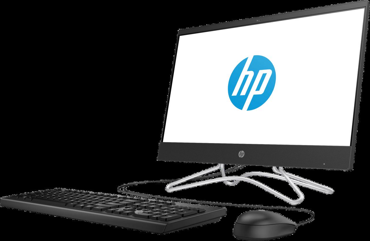 МоноблокHP 200 G3-21.5 All-in-i3-8130u / 4GB / 1TB HDD / W10p64 / DVD-WR / 1yw / kdb / mouseUSB / Realtek AC