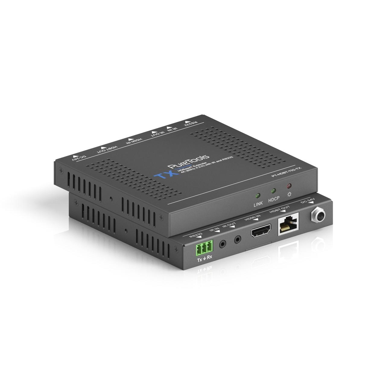Передатчик PureLink PT-HDBT-702-TX (НDMI по HDBT), до 70м 2K