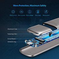 Корпус для установки M.2 SSD накопителя NVME M-Key (USB 3.0) (60354) UGREEN