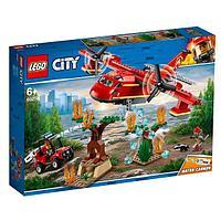 LEGO City Пожарные: Пожарный самолёт