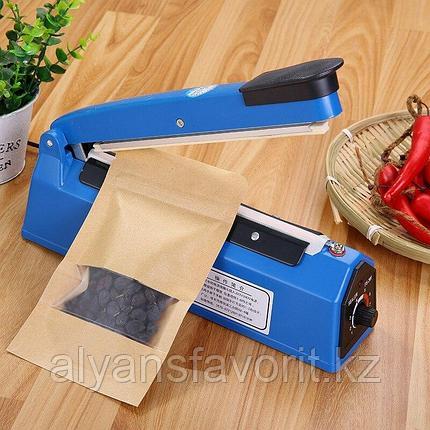 Запайщик пакетов ручной PFS-200 мм, фото 2
